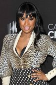 LOS ANGELES - 16 APR: Jennifer Hudson arriveert op de