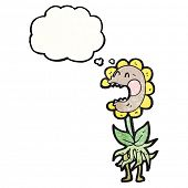 picture of carnivorous plants  - carnivorous plant cartoon - JPG