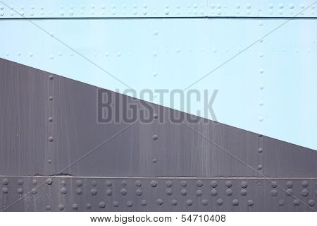 Steel Blue Background