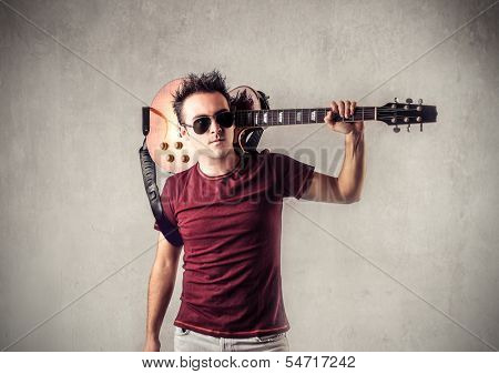 Looker Guitarist