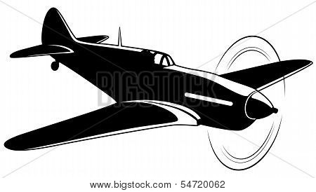 Vector airplane