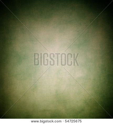 Vintage green texture background