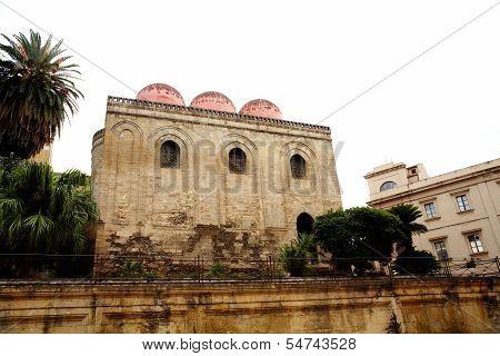 San Cataldo, Norman iglesia en Palermo