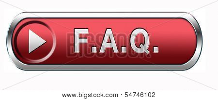 faq frequently asked questions and answers search and find information question and answer