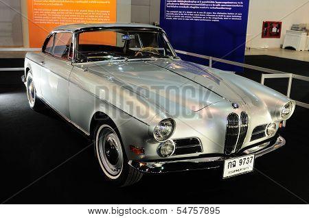 Bkk - Nov 28: Bmw 503 Coupe, Classic 2 Door Convertible Car,on Display At Thailand International Mot