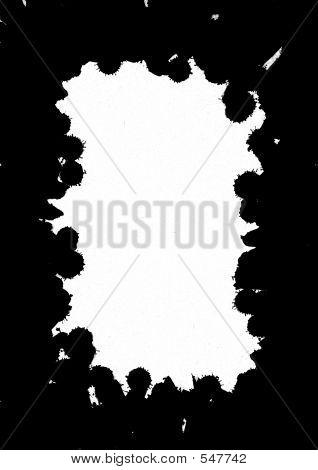 Black Ink Grugne Frame