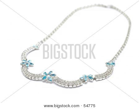 Isolated Necklace