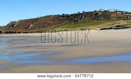 Whitesands Bay Sennen Cove Cornwall