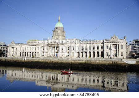 The Custom House, Dublin - Ireland