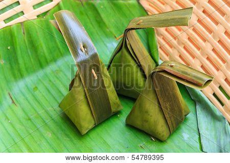 Khanom Sod-Sai, Thai style dessert