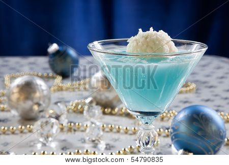 Winter Wonderland Cocktail