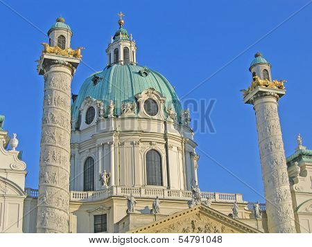 Karlskirche - Vienna