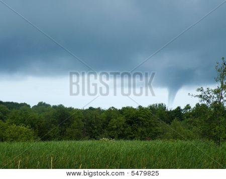 July Waterspout