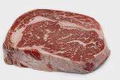 pic of ribeye steak  - Ribeye steak from Australian Wagyu cattle - JPG