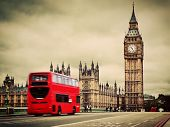 pic of westminster bridge  - London - JPG