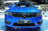 Bkk - Nov 28: The New Proton Suprima S, City Car, On Display At Thailand International Motor Expo 20