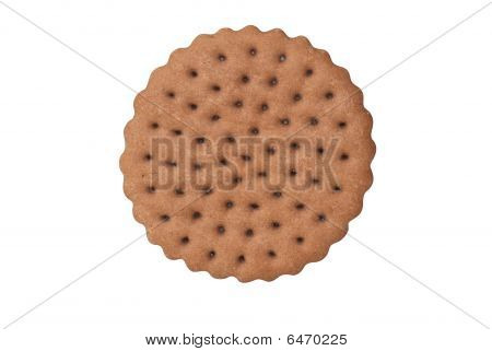 cacao biscuit cracker