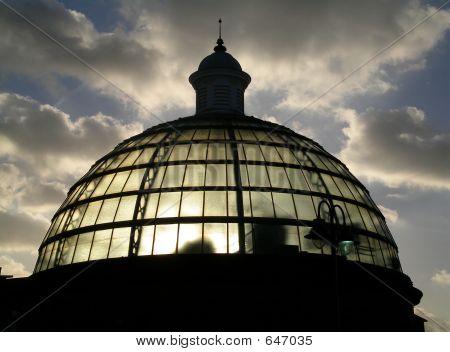Greenwich Tunnel Dome