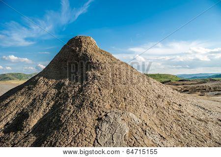 Mud Volcano cone