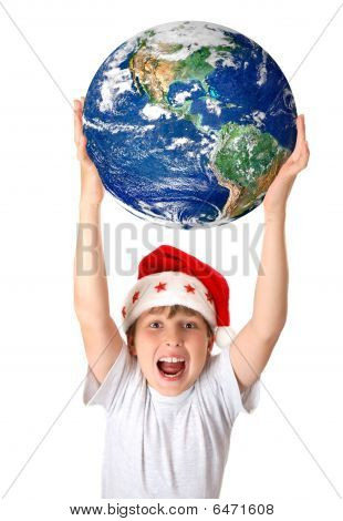 Celebrating Christmas Around The Planet Worldwide