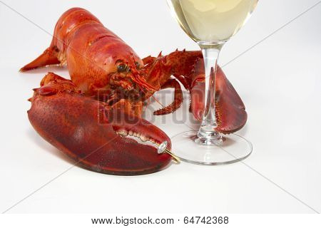 Romantic Lobster Dinner