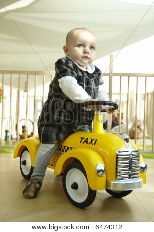 Baby Riding Toy Car
