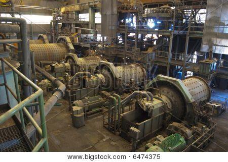 mills copper ore