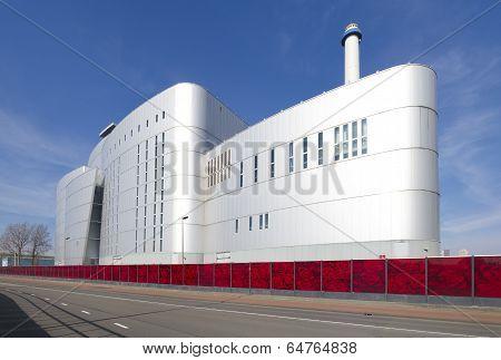 Modern Architecture In Rotterdam