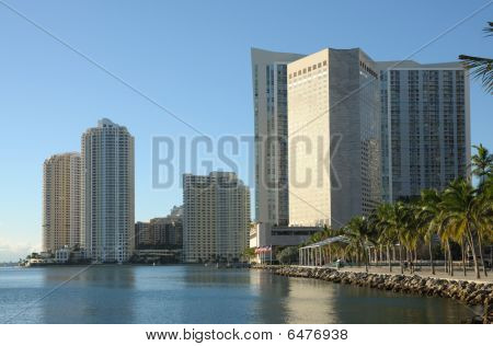Bayside View de Downtown Miami