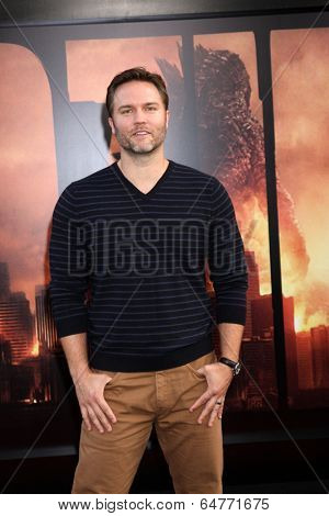 LOS ANGELES - MAY 8:  Scott Porter at the