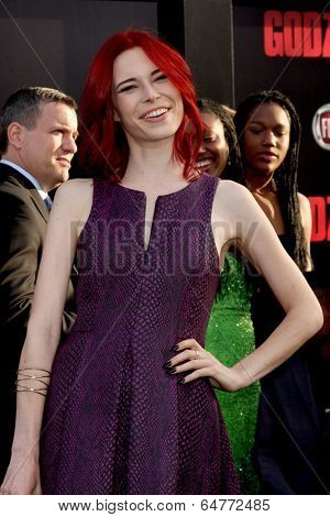 LOS ANGELES - MAY 8:  Chloe Dykstra at the
