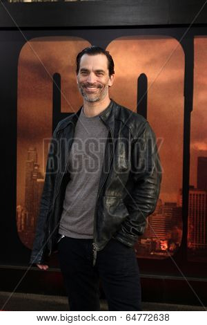 LOS ANGELES - MAY 8:  Johnathon Schaech at the