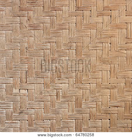 Pattern Of Wickerwork