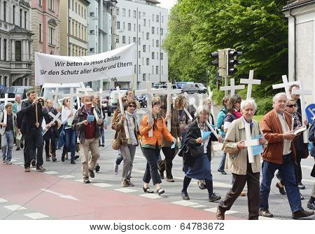 Anti-abortion Demonstration
