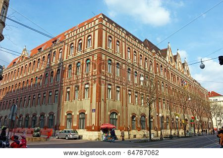 General Post Office, Zagreb
