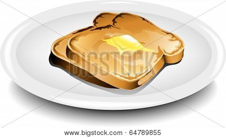 Sliced Toast