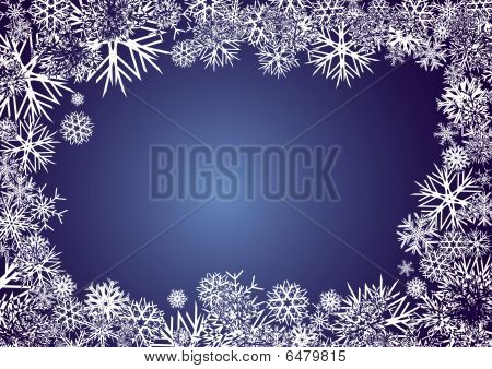 Background_blue_snowflakes