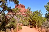 image of straddling  - Sedona park straddles the county in the northern Verde Valley region of the U - JPG