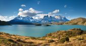 Torres Del Paine National Park - Lake Pehoe &  Los Cuernos (patagonia, Chile)