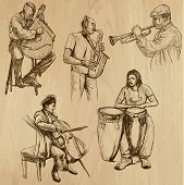 picture of congas  - Music around the World  - JPG