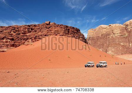 Wadi Rum Dune Safari, Jordan
