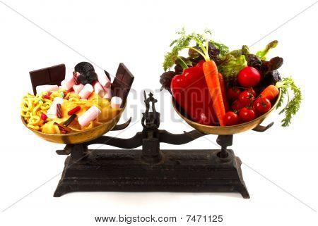 Balance de nutrición