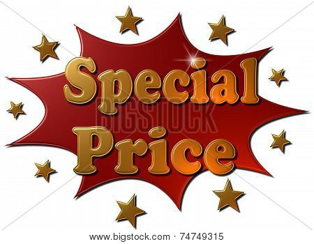 Special Price (red explosion)