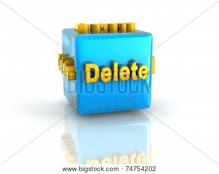 Computer Key Delete
