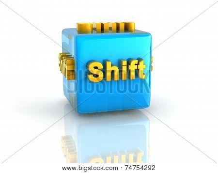 Computer Key Shift