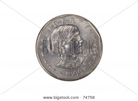 Susan B Anthony Coin