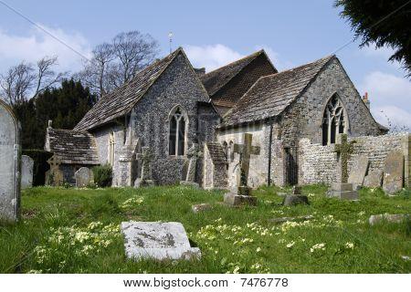 Iglesia de San Pedro en Beeding.