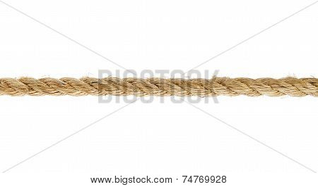 Ropes Isolated On White