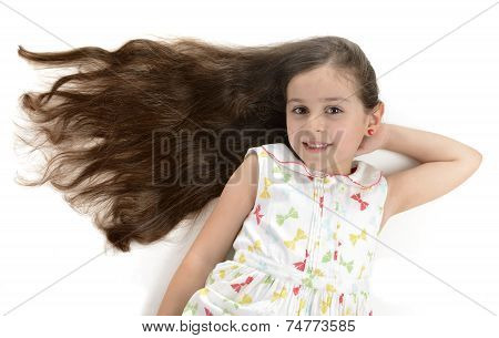 Beautiful Girl Beautiful Hair