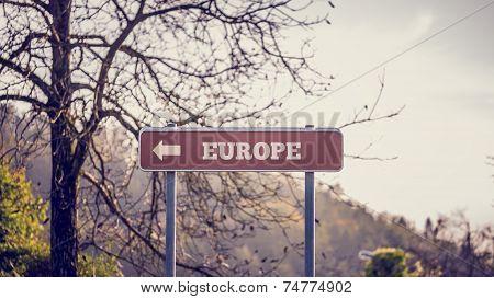 Europe - This Way